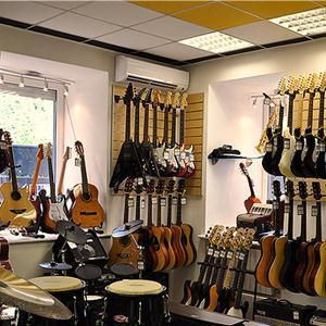 Музыкальные магазины Лотошино