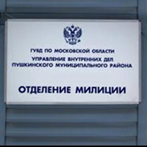 Отделения полиции Лотошино